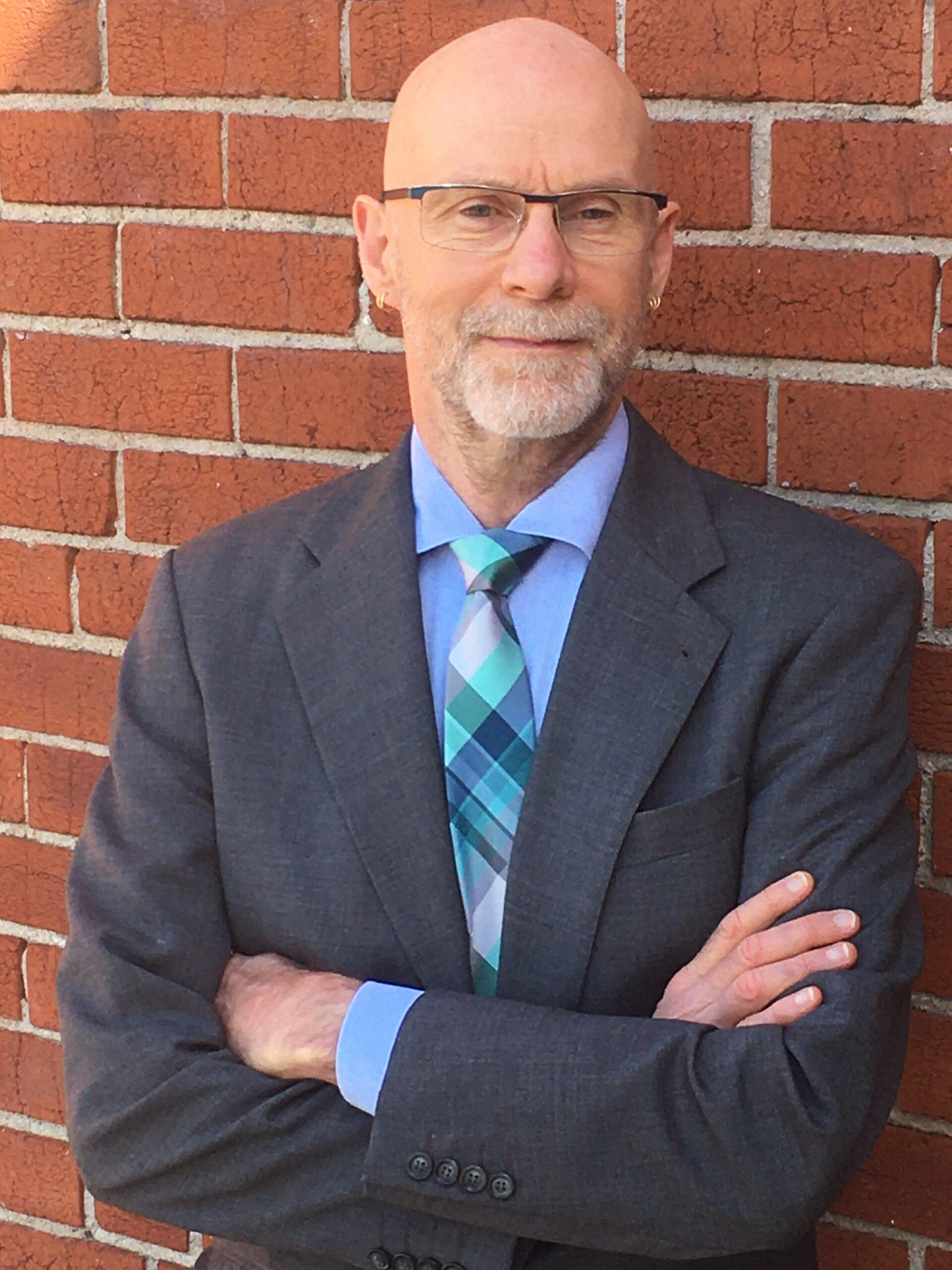Photo of Dr. Bill McCarthy